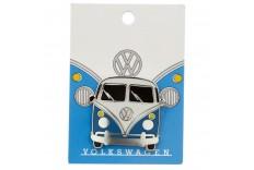 Pins bus bleu Volkswagen