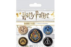 Set Badges Poudlard