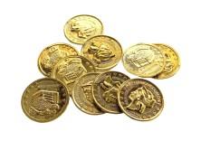 30 pièces de trésor