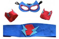 3 Accessoires de Super Héros
