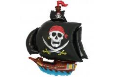 Ballon Bateau de pirate XXL