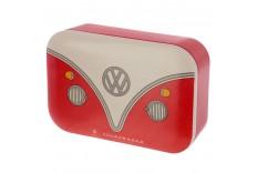 Boîte repas Volkswagen rouge