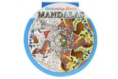 mandala thème cheval