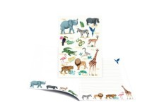 Cahier Animaux de la savane
