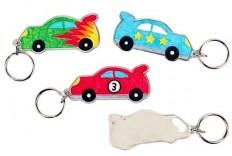 Kit porte clé voiture