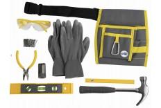 Sac à outils avec outils de pro