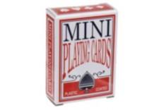 Jeu de cartes miniatures
