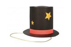 8 chapeaux Pop Up Magicien