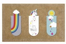 Marque page It's magic !