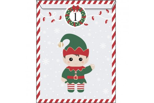 Calendrier de l'avent Sweety Christmas