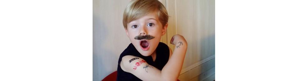 Maquillages et tatouages